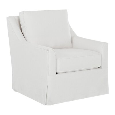 Wayfair Custom Upholstery Bella Swivel Glider Image