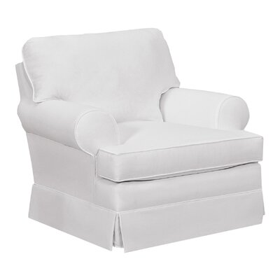 Wayfair Custom Upholstery Hailey Swivel Glider