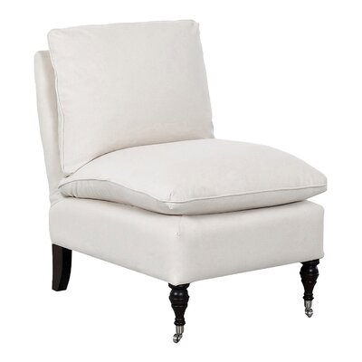 Wayfair Custom Upholstery Katherine Slipper Chair