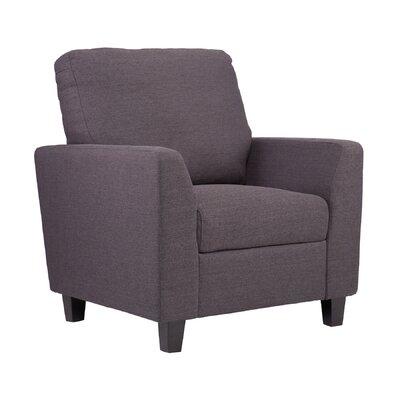 Holly & Martin Plushen Arm Chair