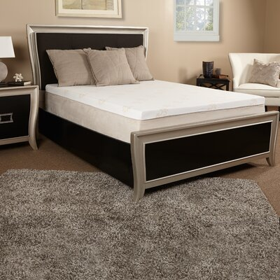 Luxury Solutions Tri-Zone Memory Foam Mattress