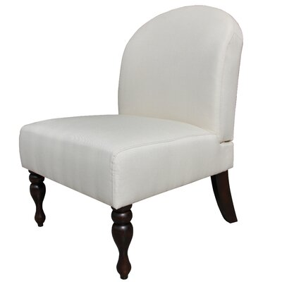 House of Hampton Goldfarb Slipper Chair