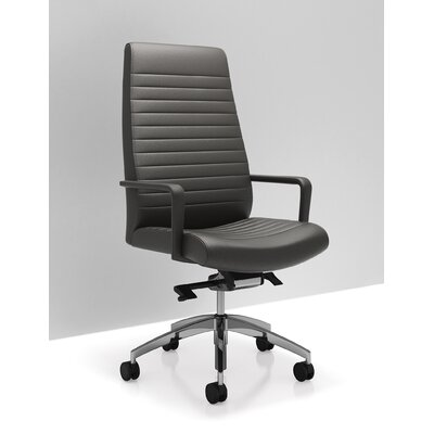 Krug Inc. C5 High Back Leather Executive and Conference Room Chair