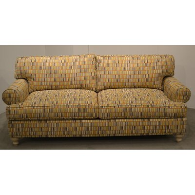 Carolina Classic Furniture Two Cushion Sleeper Sofa