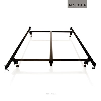 Malouf Steelock Metal Bed Frame