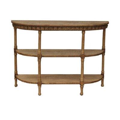 Teton Home Wood Console Table