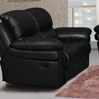 E-Motion Furniture Mt. Adams Leather Reclining Loveseat