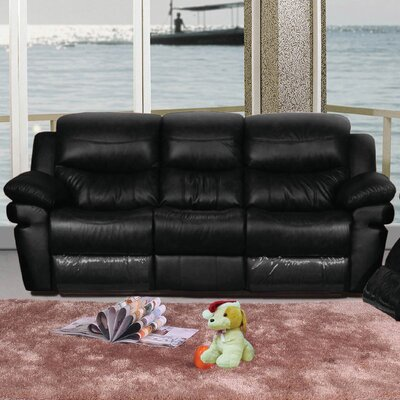 E-Motion Furniture Mt. Adams Leather Reclini..