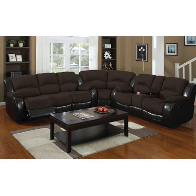 E-Motion Furniture Mt. Rainier Sectional
