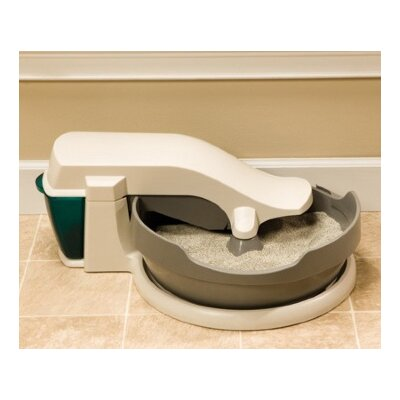 Best Automatic Litter Box - Simply Clean Auto Litter Box by Pet Safe