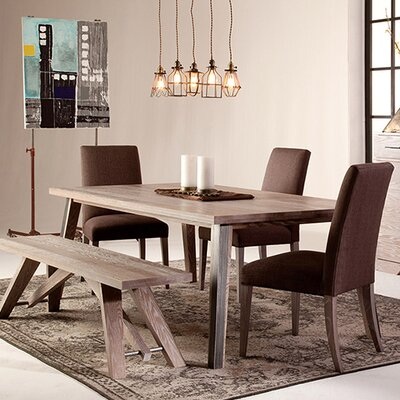 Saloom Furniture Dartmouth Extendable Dining Table