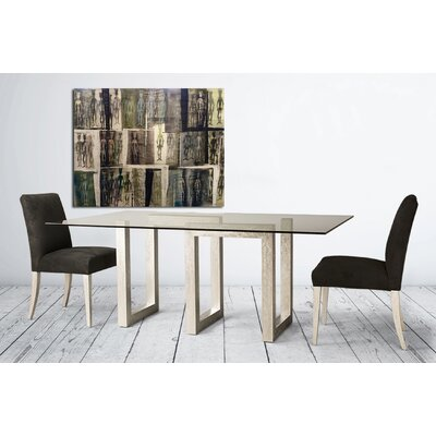 Saloom Furniture Serpent Dining Table