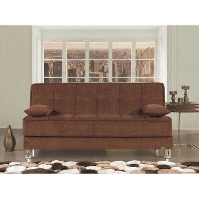 Casamode Functional Furniture Smart Fit Futon Convertible Sofa