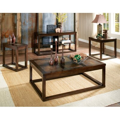 Brady Furniture Industries Garfield Park Coffee Table Set