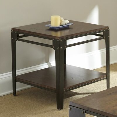 Brady Furniture Industries Dunning End Table