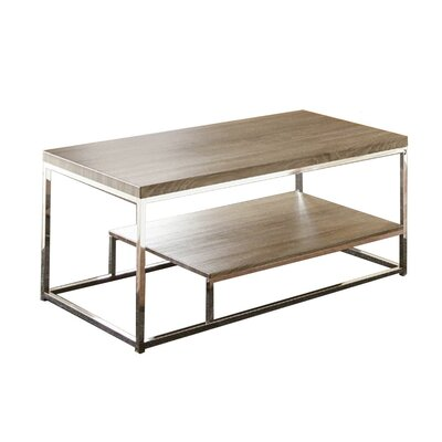 Brady Furniture Industries Woodward Coffee Table