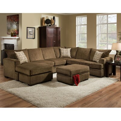 Brady Furniture Industries Main Sectional