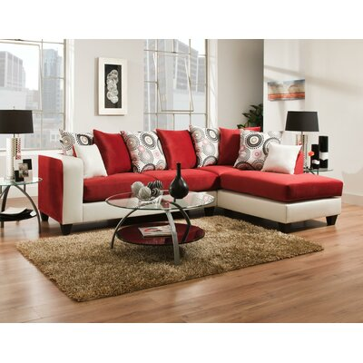 Brady Furniture Industries Revolt Sectional