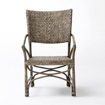 NovaSolo Wickerworks Jester Arm Chair (Set of 2)
