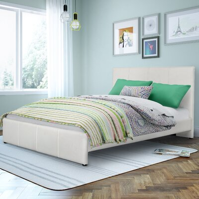 CorLiving Fairfield Upholstered Platform Bed