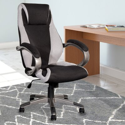 CorLiving BIFMA Workspace High-Back Mesh Executive Managerial Chair