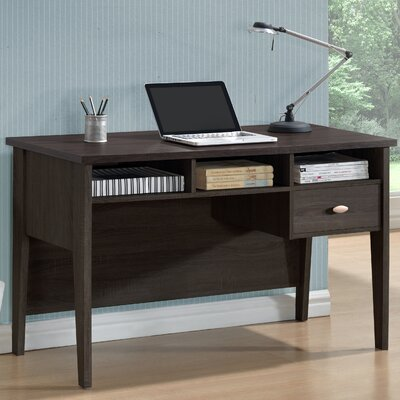 Three Posts Holbrook Writing Desk with 1 Dra..