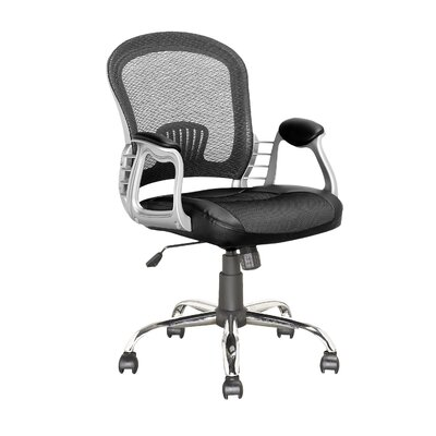 Latitude Run Archie Mid-Back Mesh Task Chair