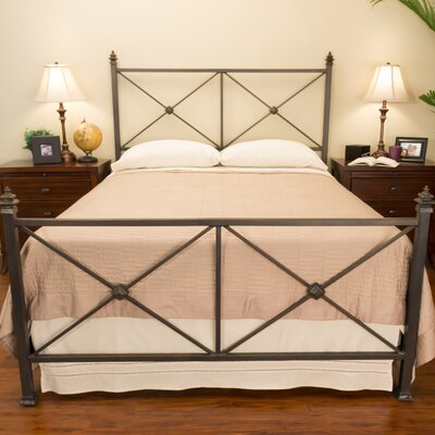 Benicia Foundry and Iron Works Chatham Panel Bed