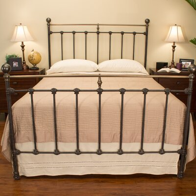 Benicia Foundry and Iron Works Durham Panel Bed