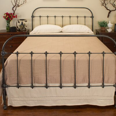Benicia Foundry and Iron Works Hartford Panel Bed