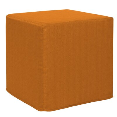 Howard Elliott No Tip Block Ottoman