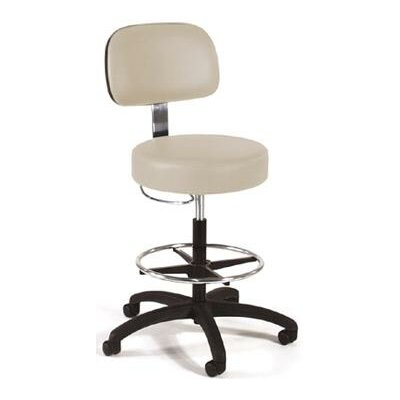 Intensa Height Adjustable Lab Stool with ..