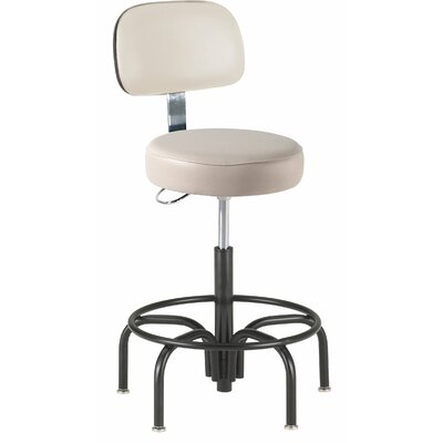 Intensa Height Adjustable Lab Stool wi..