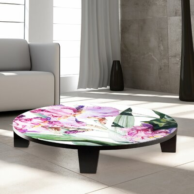 TAF DECOR Iris Grace Coffee Table