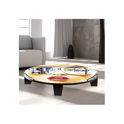 TAF DECOR Illusion of the Past Coffee Table