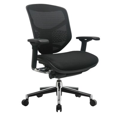 Eurotech Seating Concept 2.0 Mesh Manager Chair with Arms Image