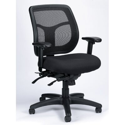 Eurotech Seating Apollo Mesh Swivel Chair with Seat Slider