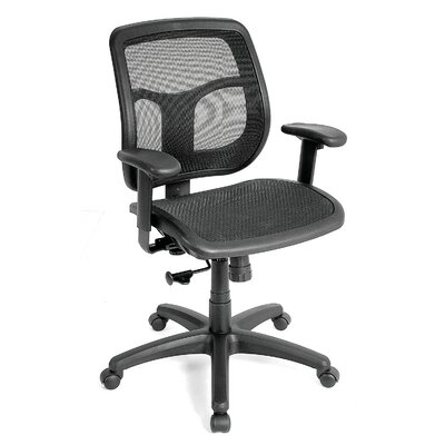 Eurotech Seating Apollo Mesh Chair with Synchro tilt