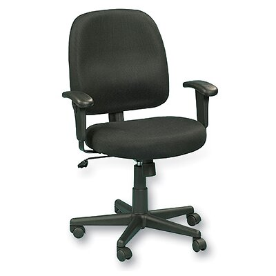 Eurotech Seating Newport Mid-Back Desk Ch..