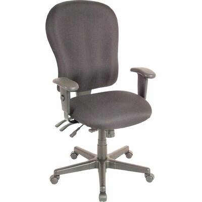 Eurotech Seating 4x4 XL High-Back Desk Chair