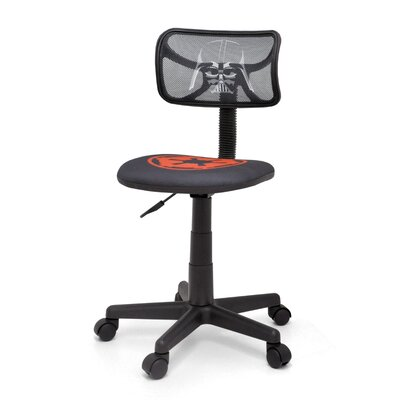 Idea Nuova Star Wars Darth Vader Mesh Task Chair