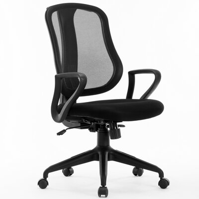 id?e Deluxe Mid-Back Mesh Task Chair