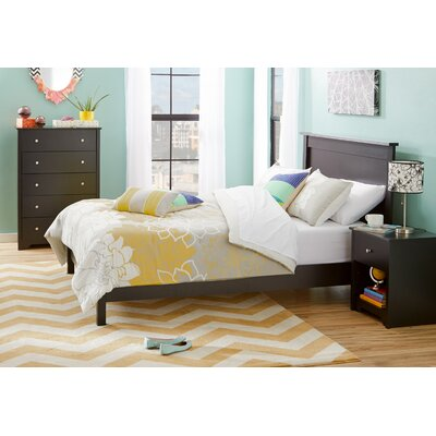 South Shore Vito Panel Customizable Bedroom Set