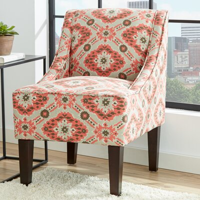 Zipcode™ Design Lucy Ikat Swoop Chair
