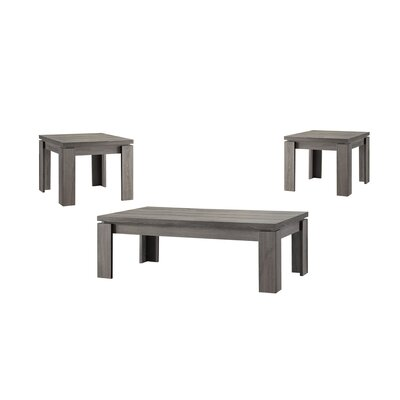 Zipcode™ Design Norma 3 Piece Coffee Table Set