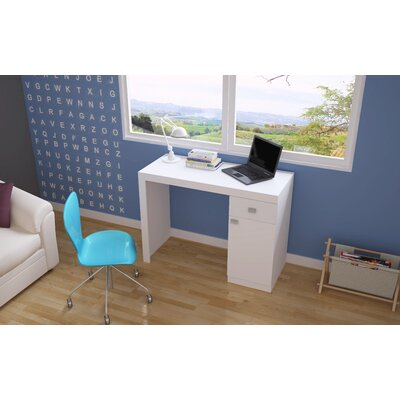 Zipcode™ Design Erica Classic Work Desk with 1-Drawer and 1-Door