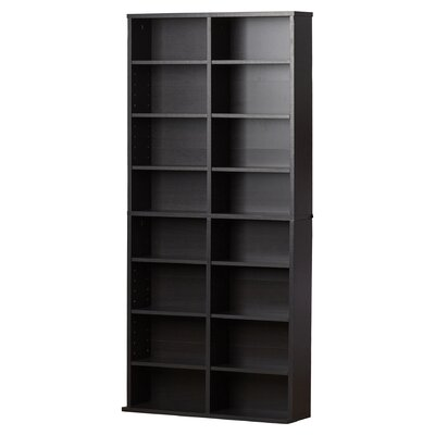 Zipcode™ Design Multimedia Storage Rack