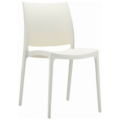 Zipcode™ Design Addie Stacking Dining Side Chair (Set of 2)