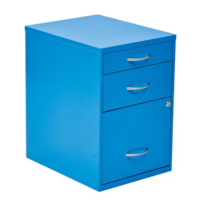 Zipcode™ Design Cassandra 3 Drawer Vertica..