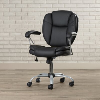 Zipcode™ Design Jackson Executive Mid-Back Adjustable Office Chair